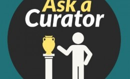 """Action """"Ask a Curator"""""""