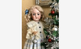 """Exhibition """"Christmas for a Doll"""""""