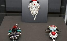 Открылась выставка «убийц бриллиантов»