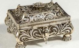 «Русское художественное серебро XVI – начала XX...