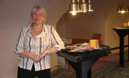 Литературный салон Татьяны Понаморенко