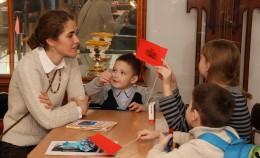 «Наша семья в Музее янтаря»