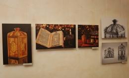 Открытие выставки фотографии