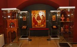 Выставка произведений Александра Крылова продлен...