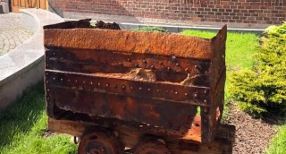 Вагонетка отправлена на реставрацию