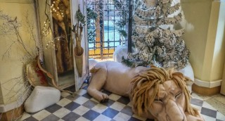 Лев, волшебный шкаф и Замок Белой Колдуньи: Музе...